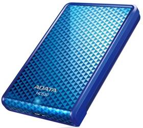 A-Data DashDrive Choice HC630 1TB USB 3.0 (AHC630-1TU3-CBL) modrý