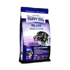 Granule HAPPY DOG Irland Lachs&Kaninchen 4kg,