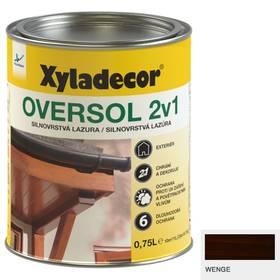 Lazúra na drevo Xyladecor Oversol 2v1 wenge