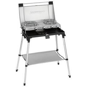 Campingaz 600-ST STOVE - dvouplotnýkový s toasterem na PB lahve + Doprava zdarma