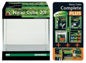 Akvárium  Dennerle Dennerle Nano Cube Complete Plus 20L