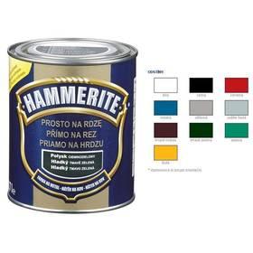 Farba Hammerite přímo na rez, hladký černý