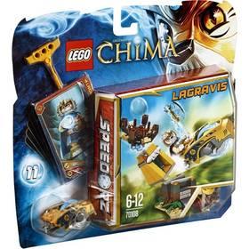 Stavebnica Lego CHIMA-speedory 70108 Královské lože