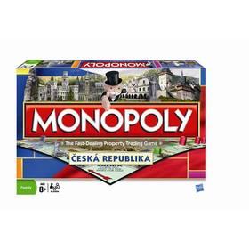 Stolná hra Hasbro Monopoly Národní edice CZ
