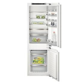 Kombinácia chladničky s mrazničkou Siemens KI86NAD30 biela