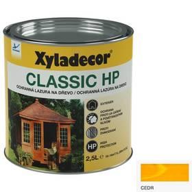 Lazúra na drevo Xyladecor Classic HP cedr