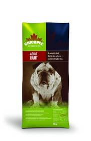 Granule CHICOPEE Light 2 kg, Dospělý pes