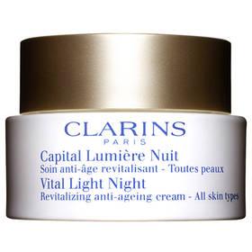 Lehký noční krém pro všechny typy zralé pleti Vital Light Night (Revitalizing Anti-Ageing Cream All Skin Types) 50 ml