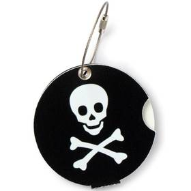 Addatag Jolly Roger black