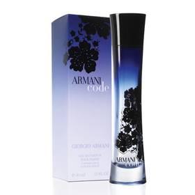 Parfumovaná voda Giorgio Armani Code 75ml