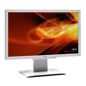 LCD monitor Fujitsu B22W-6 S26361-K1375-V140 bílá barva  + Čistící sada za zvýhodněnou cenu