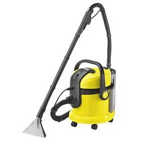Vysavač víceúčelový Kärcher SE 4001  černá barva/žlutá barva