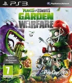 Hra EA PlayStation 3 Plants vs. Zombies: Garden Warfare (EAP3482010)