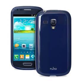 Kryt na mobil Puro PLASMA pro Samsung Galaxy S3 Mini (SGI8190PLASMABLUE) modrý