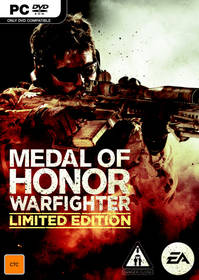 Hra EA PC Medal of Honor: Warfighter Limited Edition (EAPC03261)