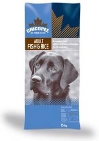 Granule CHICOPEE Adult Fish&Rice 15 kg, Dospělý pes