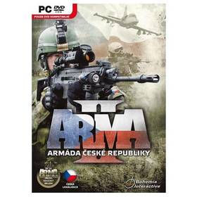 Hra PC PC Arma 2: Armáda České republiky (IDPC0191)