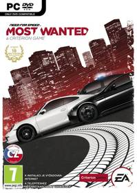 Hra EA PC Need For Speed Most Wanted 2 (EAPC03472)