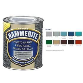 Farba Hammerite přímo na rez, kladívkový zelený