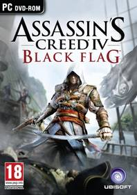 Hry Ubisoft PC Assassins Creed IV Black Flag (USPCACIV)