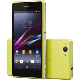 Mobilný telefón Sony Xperia Z1 Compact D5503 - Lime (1280-7982) zelený