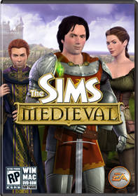 Hra EA PC The Sims Medieval (EAPC0513)