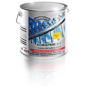 Farba Hammerite Komaprim 3v1, šedý