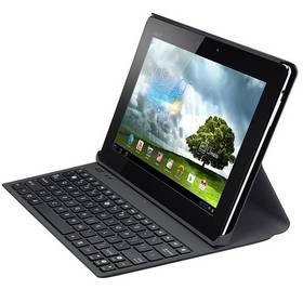 Puzdro s klávesnicou na tablet Asus pro ME301T, BT, CZ (90XB00HP-BKB1T0) čierne