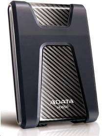 A-Data DashDrive Durable HD650 500GB USB 3.0 (AHD650-500GU3-CBK) černý