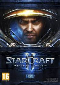 Hra Blizzard PC StarCraft 2 Wings of Liberty (22869)