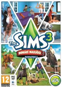 Hra EA PC THE SIMS 3: Domácí mazlíčci (EAPC051144)