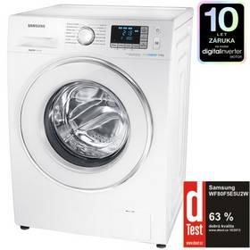 Automatická práčka Samsung WF80F5E5U2W/LE biela