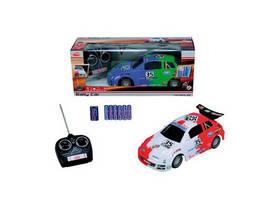 Auto Dickie RC Rally Car, 2kanal, 1:18, 29cm, 2 druhy