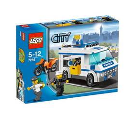 Stavebnice LEGO CITY Přeprava vězně 7286