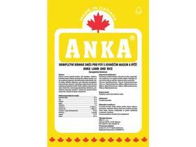 Granule ANKA Lamb and Rice 10 kg
