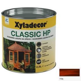 Lazúra na drevo Xyladecor Classic HP teak