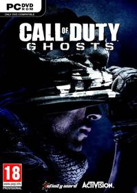 Hra Activision PC Call of Duty Ghosts (33451CZ)