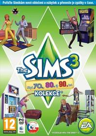 Hra EA PC The Sims 3 70S, 80S & 90S STUFF (EAPC05113)