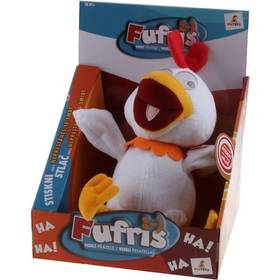 Veselí přátelé Fufris kuře