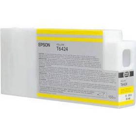 Inkoustová náplň Epson T642400, 150ml (C13T642400) žltý