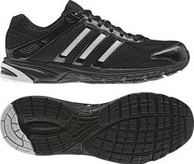 Obuv  Adidas Duramo 4 M - vel. 10,5 UK ierna/strieborn