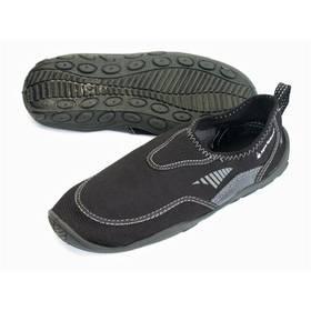 Plážové topánky Aqua Sphere Beachwalker RS 44 - univerzální čierna/sivá