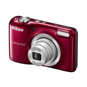 Nikon Coolpix L29 červený