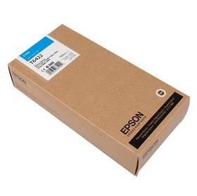 Inkoustová náplň Epson T642200, 150ml (C13T642200) modrý