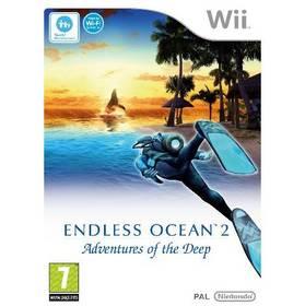 Hra Nintendo Endless Ocean 2: Adventures of the Deep NIWS171