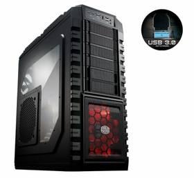 Case Cooler Master 942X RC-942-KKN1 černá barva