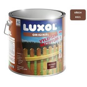 Lazura na dřevo Luxol Original 0,75 l, ořech