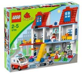 Stavebnice LEGO DUPLO Velká městská nemocnice 5795