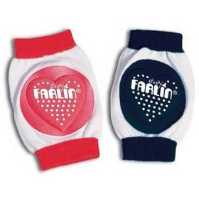 Chrániče na kolena Farlin BF-305, červené + Doprava zdarma