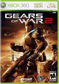 Hra Microsoft Xbox 360 Gears of War 2 Classic (C3U-00081)